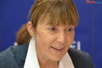 Alegeri prezidentiale 2014 Monica Macovei: Teodor Melescanu sa renunte la candidatura