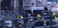 Alerta terorista la Rotterdam: Cine e soferul arestat, in a carui masina s-au gasit butelii