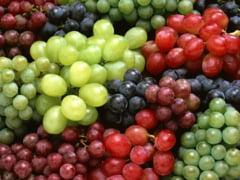 Alimentul zilei: Strugurii - calorii si valori nutritionale