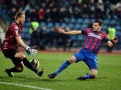 Amical: Steaua, victorie dupa un joc mediocru la Constanta