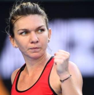 Analiza WTA: Iata cum a castigat Halep meciul de la Australian Open