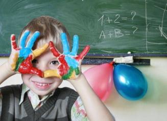 Anul scolar 2012-2013: Mai putine zile de scoala - vezi calendarul (Video)
