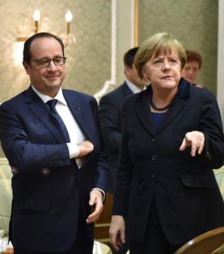 Armistitiu in Ucraina: Avertismentul UE si predicitiile lui Hollande