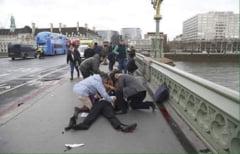Atac la Londra: Politia britanica a dat publicitatii numele adevarat al teroristului
