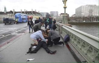 Atac la Londra: Iohannis a vorbit la telefon cu Theresa May despre romanii raniti