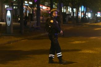 Atac terorist in centrul Parisului: Suspectul are 39 de ani si fusese condamnat la 20 de ani de inchisoare