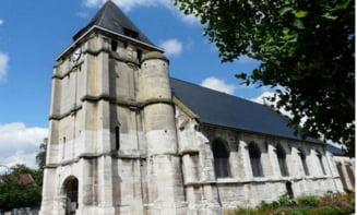 Atac terorist intr-o biserica din Franta: A fost identificat unul dintre atacatori. Purta o bratara de securitate