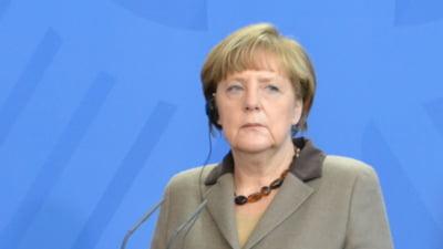 """Atacuri in Germania: Merkel, acuzata ca are """"sange pe maini"""""""