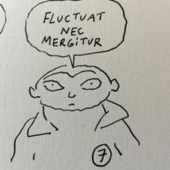 Atentate teroriste la Paris: Ilustratiile puternice ale unui caricaturist Charlie Hebdo (Galerie foto)