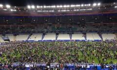 Atentate teroriste la Paris: Francezii explica - de ce nu s-a oprit meciul la pauza