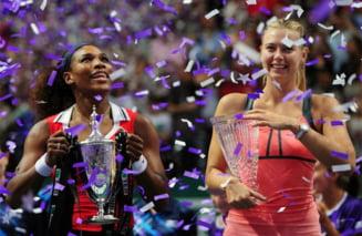 Australian Open: Avancronica finalei Maria Sharapova - Serena Williams