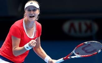 Australian Open 2015: Ekaterina Makarova explica victoria in fata Simonei Halep