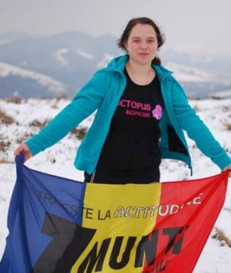Avalansa in Retezat: Sora alpinistei decedate in Muntii Retezat a scapat dintr-o avalansa in 2010, in Muntii Fagaras