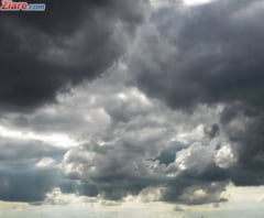 Avertizare meteo: Ploi torentiale si vijelii pana duminica seara. Cod portocaliu de inundatii in cinci judete