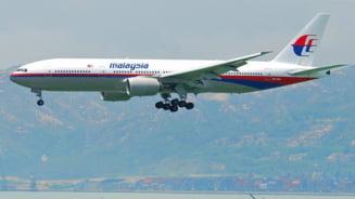 Avion disparut cu 239 de persoane la bord O noua teorie - varianta atentatului, luata din nou in calcul