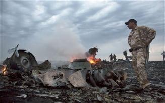 Avion doborat in Ucraina: Rusia paseaza vina la americani. Expertii OSCE nu pot ajunge la locul tragediei