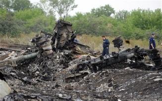 Avion doborat in Ucraina: Un roman se afla la bord