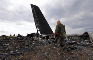 Avion doborat in Ucraina: Masurile anuntate de bancile olandeze