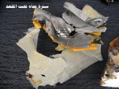 Avion prabusit in Mediterana: Cutia neagra confirma un incendiu la bord