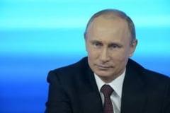 Avion prabusit in Ucraina: Putin acuza Kievul ca bombardeaza zona accidentului