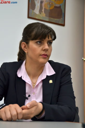 BBC: Laura Codruta Kovesi, starul anticoruptie al Romaniei, se teme ca DNA ar putea fi desfiintata