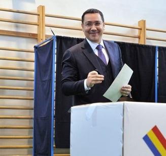 BEC, rezultate oficiale partiale: Ponta - 37,53%, Iohannis - 30,29%