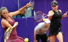 BRD Bucharest Open: Avancronica finalei Simona Halep - Roberta Vinci