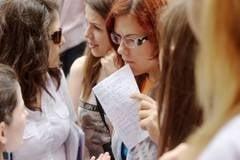 Bac 2012 toamna: Elevii sustin ultimul examen