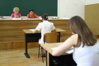 Bacalaureat 2013, sesiunea de toamna: Vezi subiectele la Romana