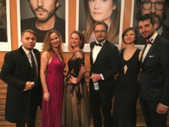 Berlinala 2017: Dana Bunescu a primit Ursul de Argint pentru montajul filmului Ana, mon amour