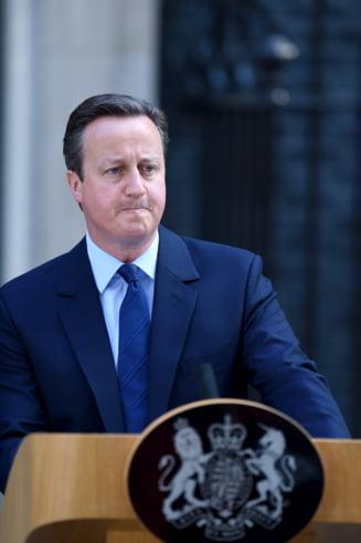 Brexit: La Londra se cauta un premier. Cine il va inlocui pe Cameron si va activa articolul 50?