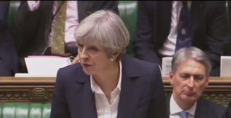 Brexitul a fost declansat oficial. Theresa May: E un moment istoric si nu poate exista cale de intoarcere