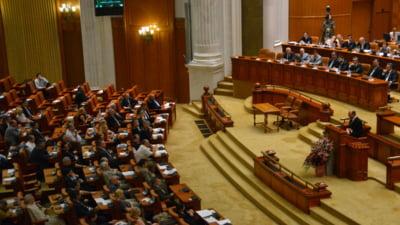 Buget 2016: Cu cat creste suma acordata Parlamentului