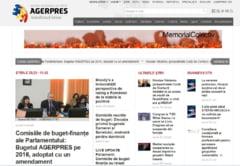 Buget 2016: Agerpres primeste aproape 5 milioane de euro si face zeci de angajari