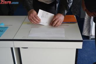 Bursa zvonurilor: Primele exit-poll-uri
