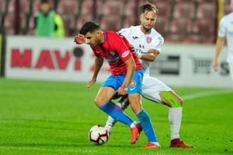 CFR Cluj - FCSB: Echipele de start alese de Dan Petrescu si Mihai Teja