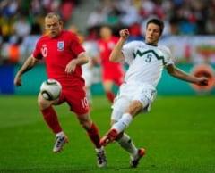 CM 2010: Anglia, victorioasa in fata Sloveniei