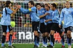 CM 2010: Uruguayenii isi doneaza primele