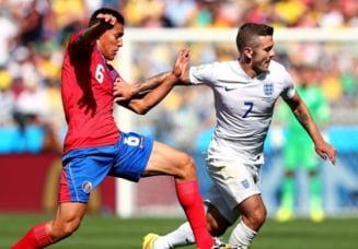 CM 2014: Anglia paraseste Cupa Mondiala fara victorie