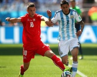 CM 2014: Argentina invinge Elvetia in prelungiri