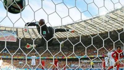 CM 2014: Belgia s-a chinuit cu Algeria