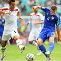 CM 2014: Bosnia invinge Iran