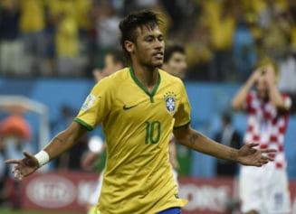 CM 2014: Brazilia debuteaza cu victorie