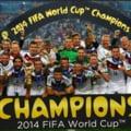 CM 2014: Cum a ajuns Germania campioana mondiala