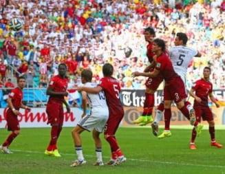CM 2014: Germania a spulberat Portugalia