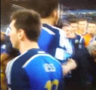 CM 2014: Gest sfidator comis de Messi