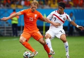CM 2014: Olanda invinge la penaltiuri Costa Rica