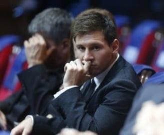 CM 2014: Presa americana: Messi e terminat!