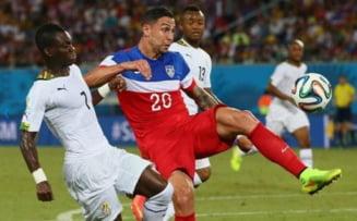 CM 2014: SUA, victorie cu Ghana