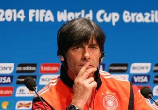 CM 2014: Antrenorul Germaniei isi dezvaluie planul impotriva Argentinei